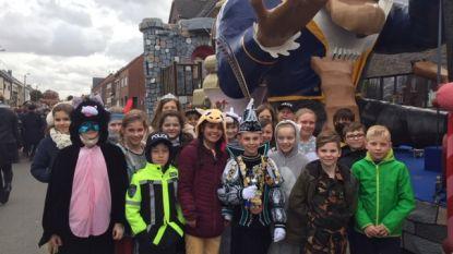 Carnavalsfeest in De Knipoog