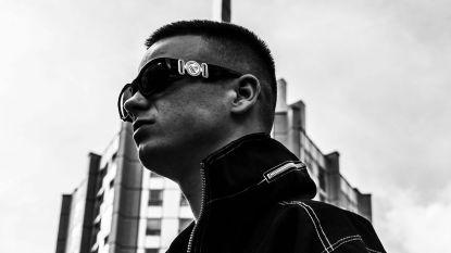 """Leuvense rapper Vinci (23): """"Zwangere Guy is een voorbeeld voor mij"""""""