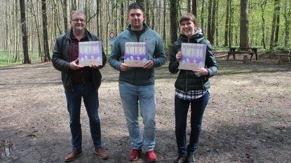Kinderboek uitgebracht over Hallerbos: Bloebelletjesboek laat kinderen kennis maken met de bekende hyacinten