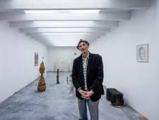 Kunstenaar Henk Visch maakt nieuwe kunstplek in Eindhoven