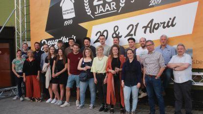 Jeugdhuis Den Borduur viert twintig jaar bestaan met feestelijk weekend