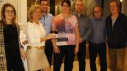 Ivan en Anja winnen tombola Waaile van Dwoeurp