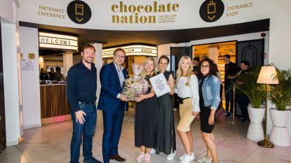 Dat wordt smullen: 50.000ste bezoeker van Chocolate Nation krijgt 5 kilo chocolade cadeau