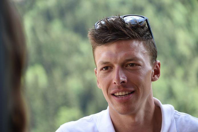 Oliver Naesen est impatient de reprendre la compétition, sur les routes des Strade Bianche, le 1er août prochain.