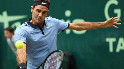 Federer tankt in Halle vertrouwen voor Wimbledon met 92e (!) ATP-zege
