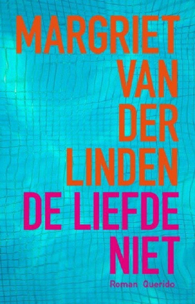Cover van het boek van Margriet van der Linden Beeld