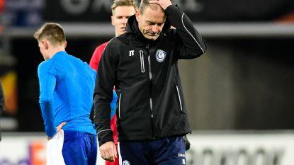 """Thorup zag zijn ploeg sterk spelen: """"Maar de efficiëntie ontbrak"""""""