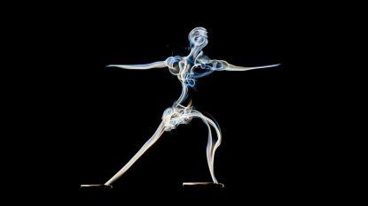 Ganja yoga: eerst blowen en dan stoned naar de les