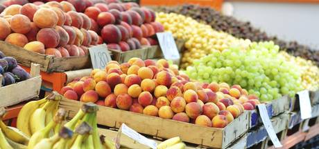 Weekmarkt  drie keer op Voorpoortplein
