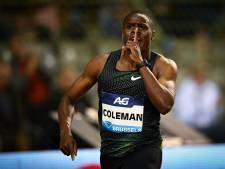 Favori des Mondiaux, Coleman risque une longue suspension