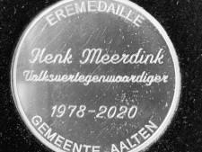 Erepenning voor meer dan 13.000 dagen in de Aaltense politiek