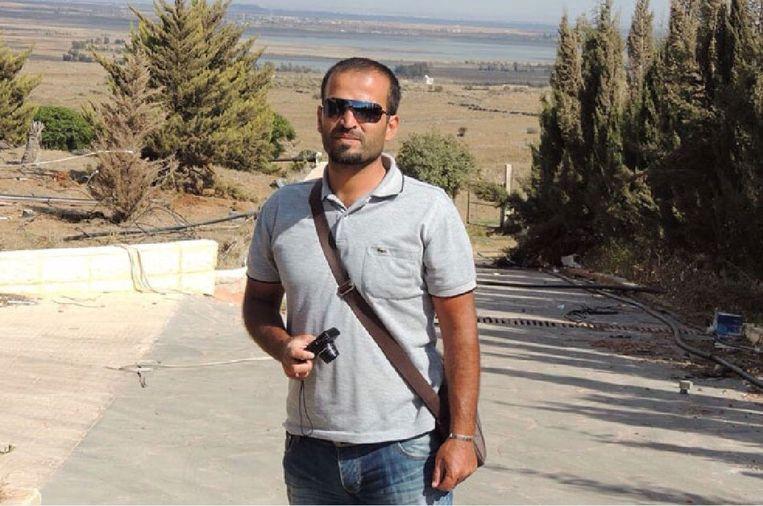 Mahran al-Deeri. Beeld Aljazeera