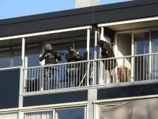 Arrestatieteam haalt agressieve Gouwenaar die met mes zwaait uit woning