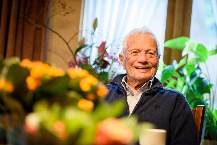 MAARHEEZE - *Frans Valkenburg* wordt 104 jaar.