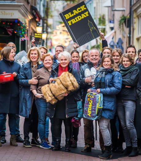 Arnhem pakt groots uit met vierdaags koopfestijn rondom Black Friday