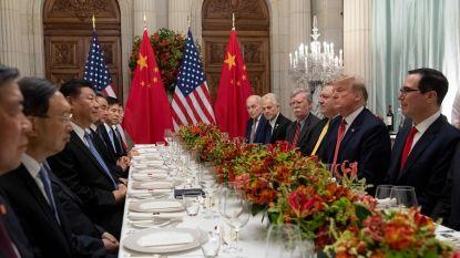 Amerikaanse delegatie trekt begin januari naar China voor handelsoverleg