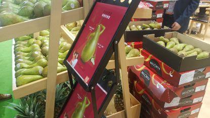 Groente- en fruitveiling BelOrta wil peren populair maken bij Chinezen