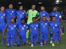 Bicentini met Curaçao verzekerd van deelname aan Gold Cup in 2021