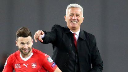 FT buitenland. Zwitserland wint eerste EK-kwalificatieduel - Messi moet geblesseerd afhaken bij Argentinië