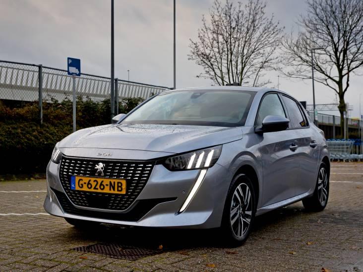 Test Peugeot 208: origineel design, maar wel krap