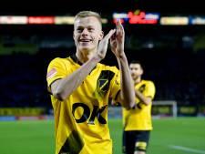 Miljoenentransfer Van Hecke afgerond: verdediger van NAC via Brighton naar Heerenveen