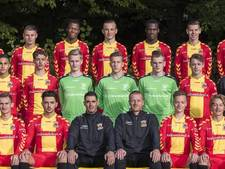GA Eagles O17 op drempel finale nacompetitie