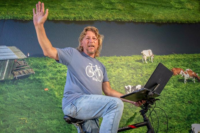 AD Redacteur Maarten Molenaar als Groene Hart Vlogger