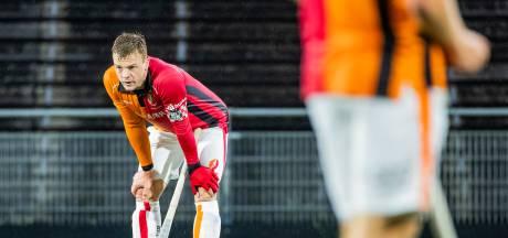 Geen play-offs voor mannen Oranje-Rood