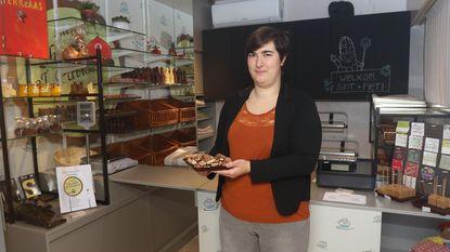 Lien opent ambachtelijke chocoladewinkel