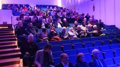 Gerenoveerde aula Sint-Jozefscollege feestelijk geopend