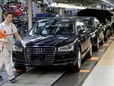 Audi schrapt bijna 10.000 banen in Duitsland