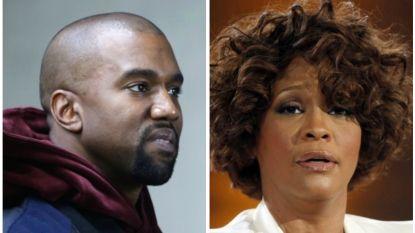 """Kanye West spendeert 73.000 euro aan deze foto van Whitney Houstons badkamer vol drugs: """"Mensen moeten dit zien"""""""
