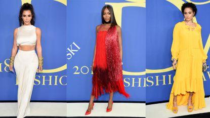 De best geklede sterren op de rode loper van de CFDA Fashion Awards 2018