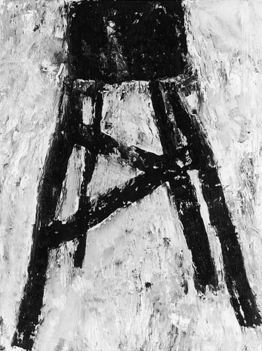 Werk van Armando: Das Tor.
