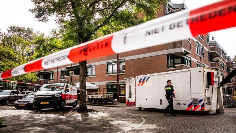 Frans Meijer werd op 2 oktober neergeschoten door een gealarmeerde motoragent. Beeld anp