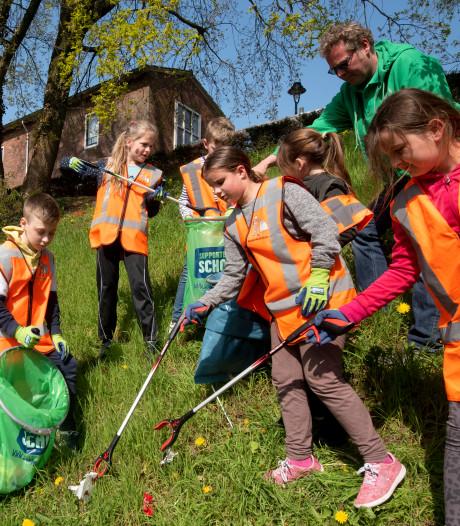 Schone straat, heldere inzichten: Kinderwijkteam maakt Arnhemse kinderen bewust van leefomgeving