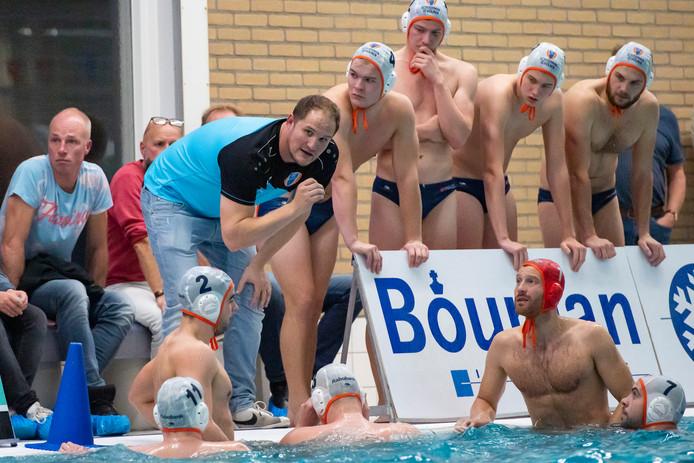 Coach Klaas Zwaan van BZC.