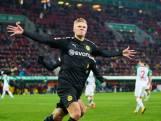 Hattrick Haaland bij debuut voor Borussia Dortmund