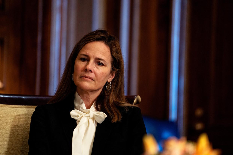 De Democraten en Republikeinen zullen elkaar deze week in haren vliegen over de voordracht van Amy Coney Barrett als rechter van het Hooggerechtshof.
