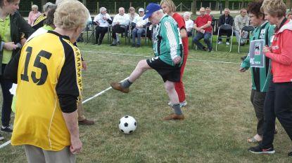 Jong en oud in de ban van WK voetbal