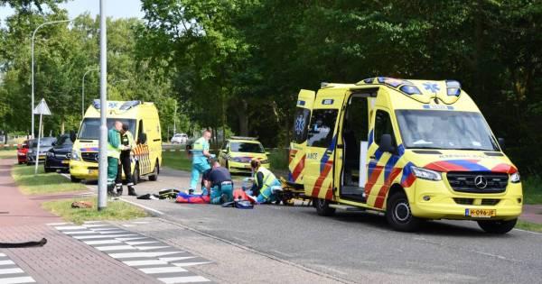 Drugs in het spel bij ernstig verkeersongeval Vlissingen, vrouw in rolstoel naar ziekenhuis.