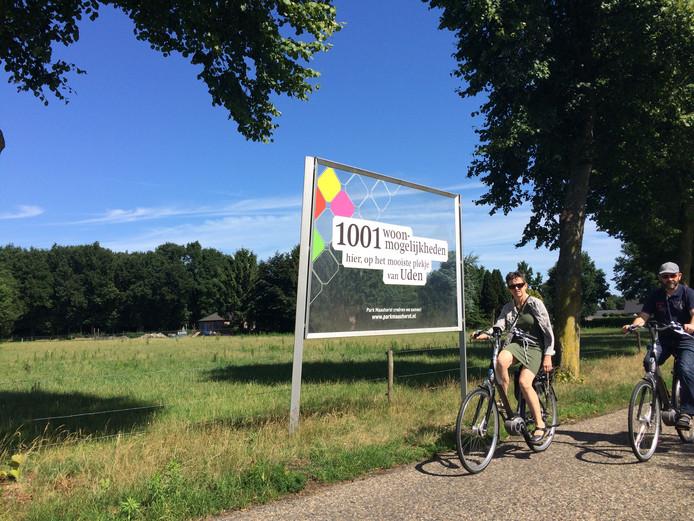 Er zijn nog genoeg bouwkavels over in Park Maashorst Uden.