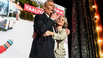 Finse sociaaldemocraten boeken nipte overwinning