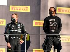 Lewis Hamilton ne sera pas poursuivi pour le message antiraciste sur son t-shirt