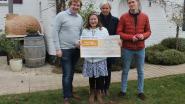 Bénou (11) zamelt 2.000 euro voor Rode Neuzen Dag in
