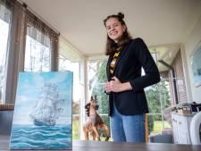 Straks doet Koosje 5 gym op een zeilschip, nu zamelt ze alvast 25.000 euro in: 'Ik wil zoveel mogelijk leren'