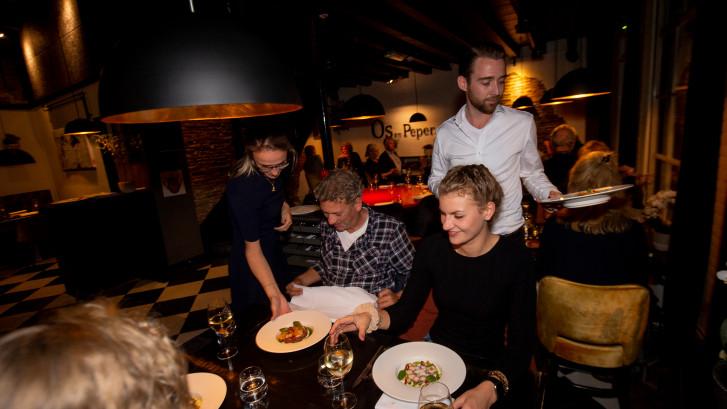 Nieuw sausje voor Os en Peper in Zwolle is veelbelovend
