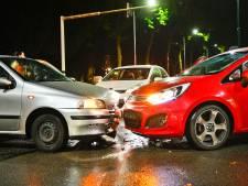 Twee ongelukken kort na elkaar op kruising in Valkenswaard