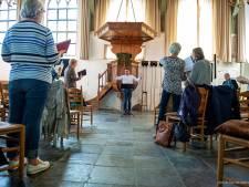 Participatiekoor uit Schiedam eert mensen met dementie met concertfilm