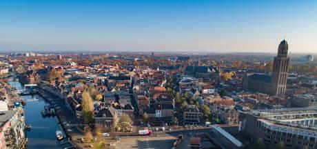 Buitenlandse toerist weet Zwolle steeds vaker te vinden